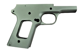 80% 1911 Officer 45 ACP Frame